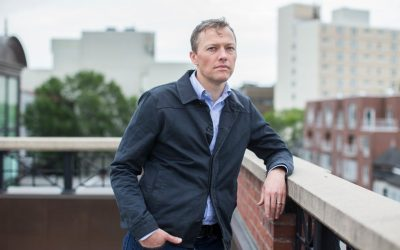 Legal Aid bringing best-selling author Matthew Desmond to Lincoln